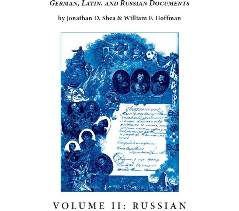 PDF Version of In Their Words: Russian Released!